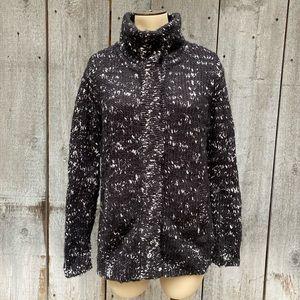 Madewell Chunky Cardigan Coat